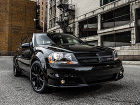 Ver foto 1 de Dodge Avenger Blacktop 2012