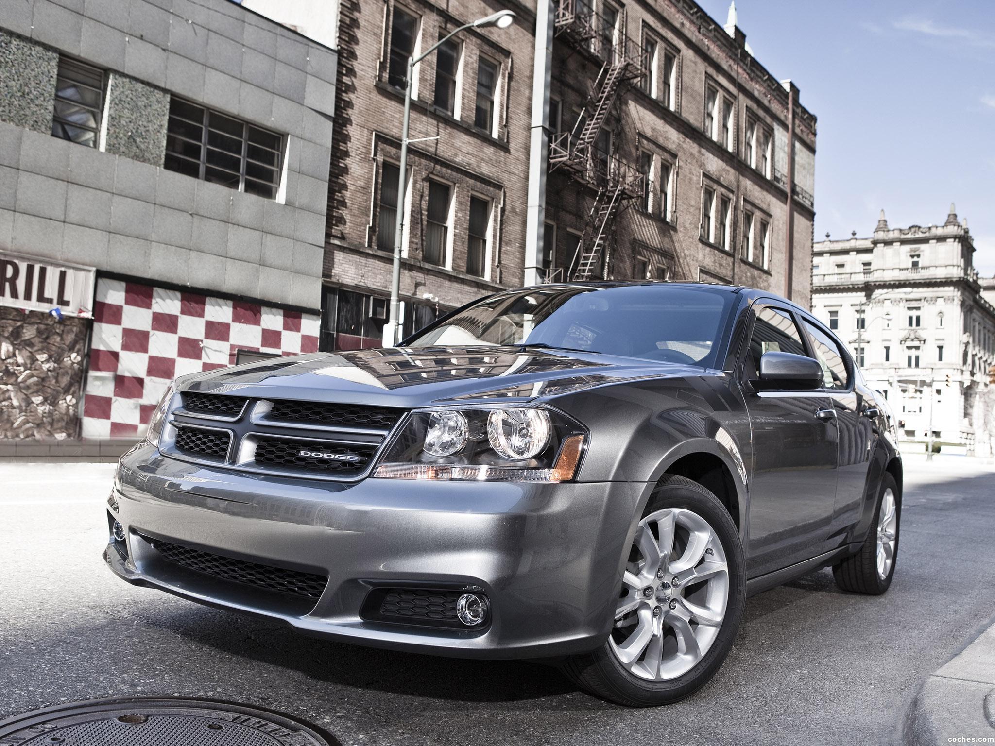 Foto 0 de Dodge Avenger RT 2011