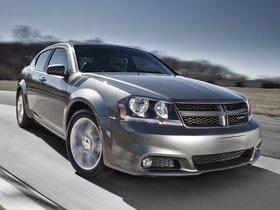 Ver foto 3 de Dodge Avenger RT 2011