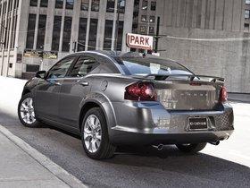Ver foto 10 de Dodge Avenger RT 2011