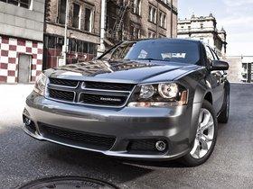 Ver foto 9 de Dodge Avenger RT 2011