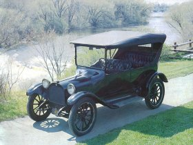 Ver foto 5 de Dodge Brothers Touring 1914