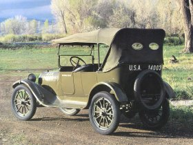 Ver foto 4 de Dodge Brothers Touring 1914