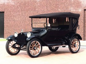 Ver foto 3 de Dodge Brothers Touring 1914