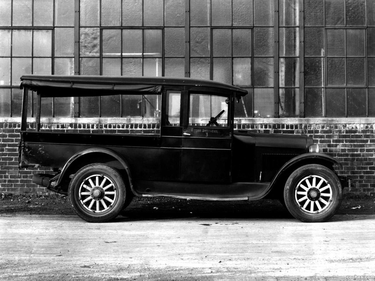 Foto 0 de Dodge Brothers Truck 1924