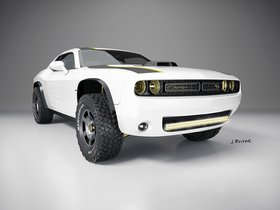 Ver foto 3 de Dodge Challenger AT Untamed Concept 2014