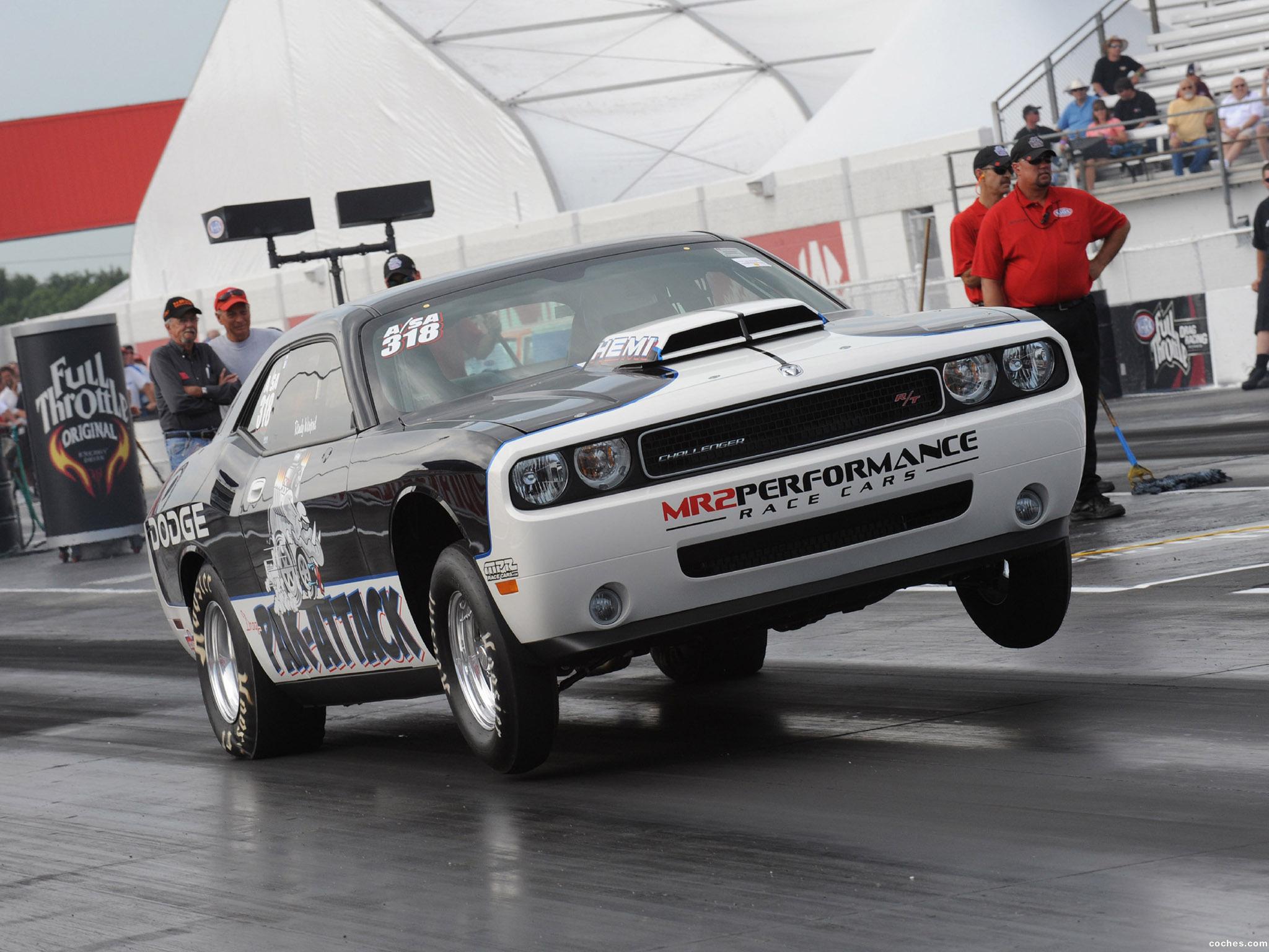 Foto 0 de Dodge Challenger Drag Pak Mopar 2010