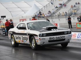 Ver foto 2 de Dodge Challenger Drag Pak Mopar 2010