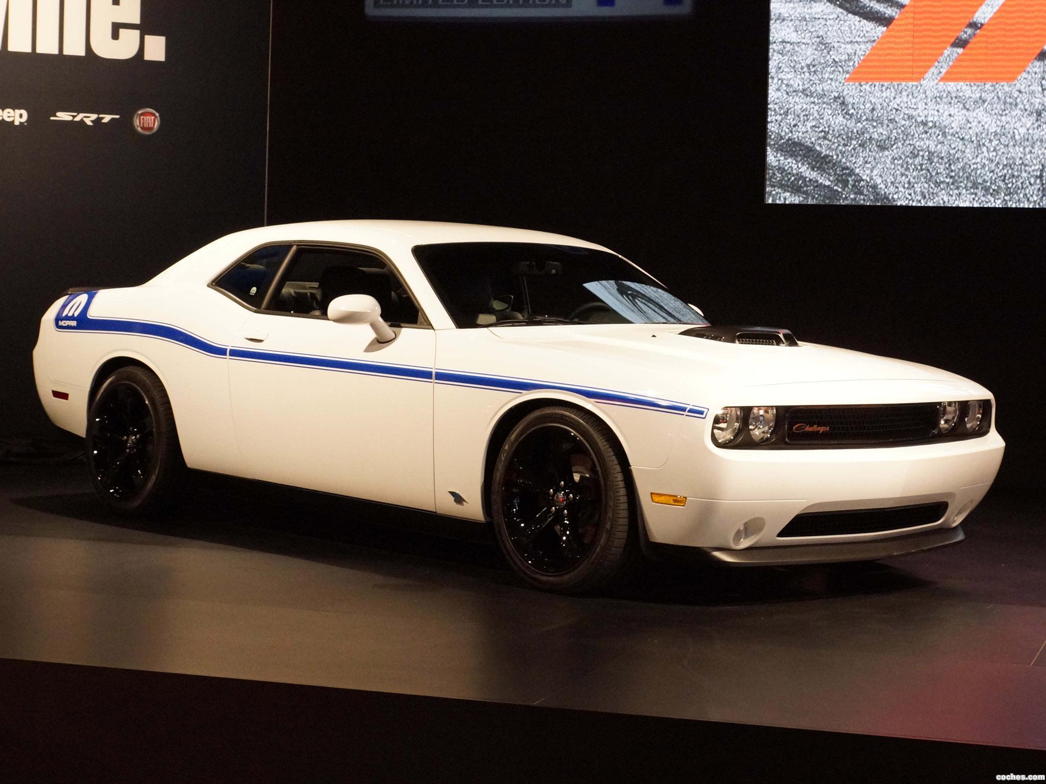 Foto 0 de Dodge Challenger Mopar 14 2014