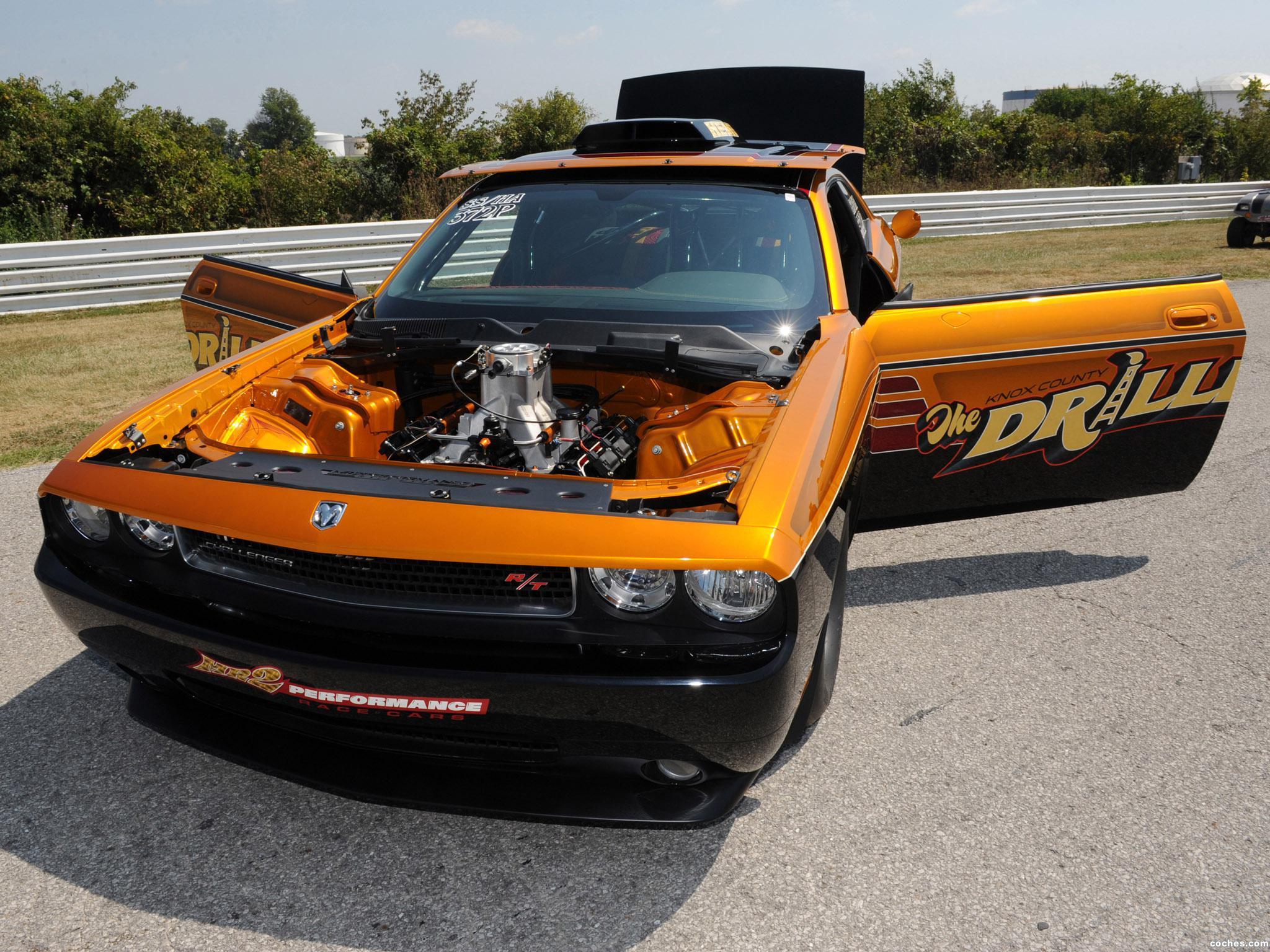 Foto 0 de Dodge Challenger Mopar Knox County Driller 2013
