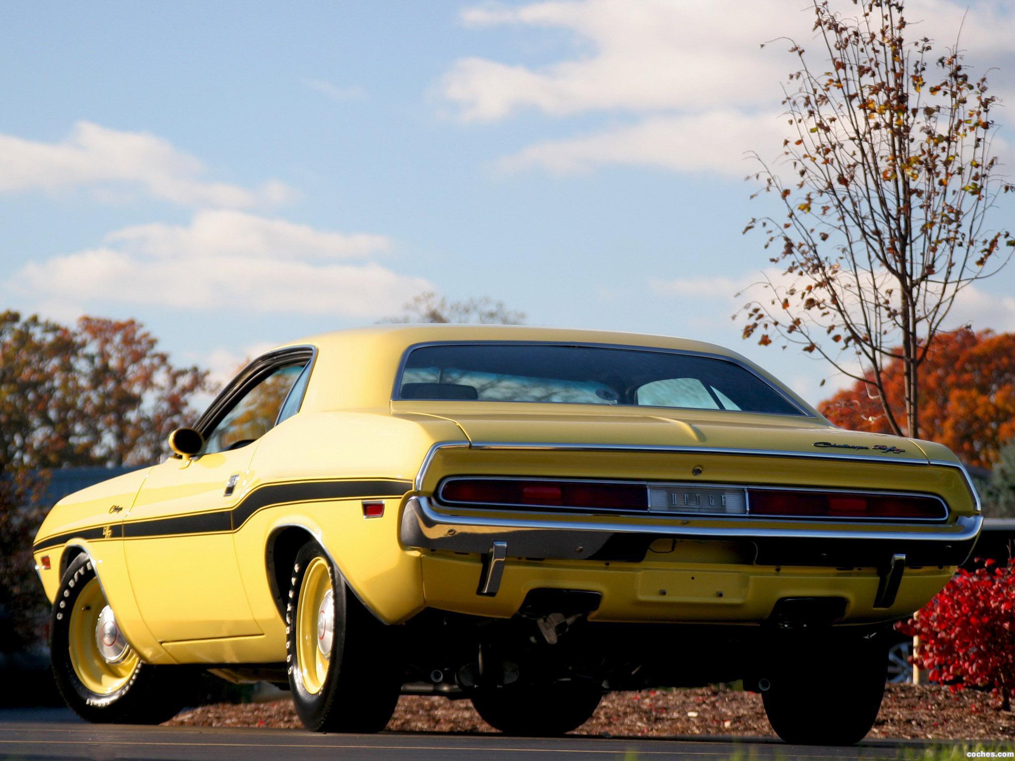 Foto 6 de Dodge Challenger R-T 1970