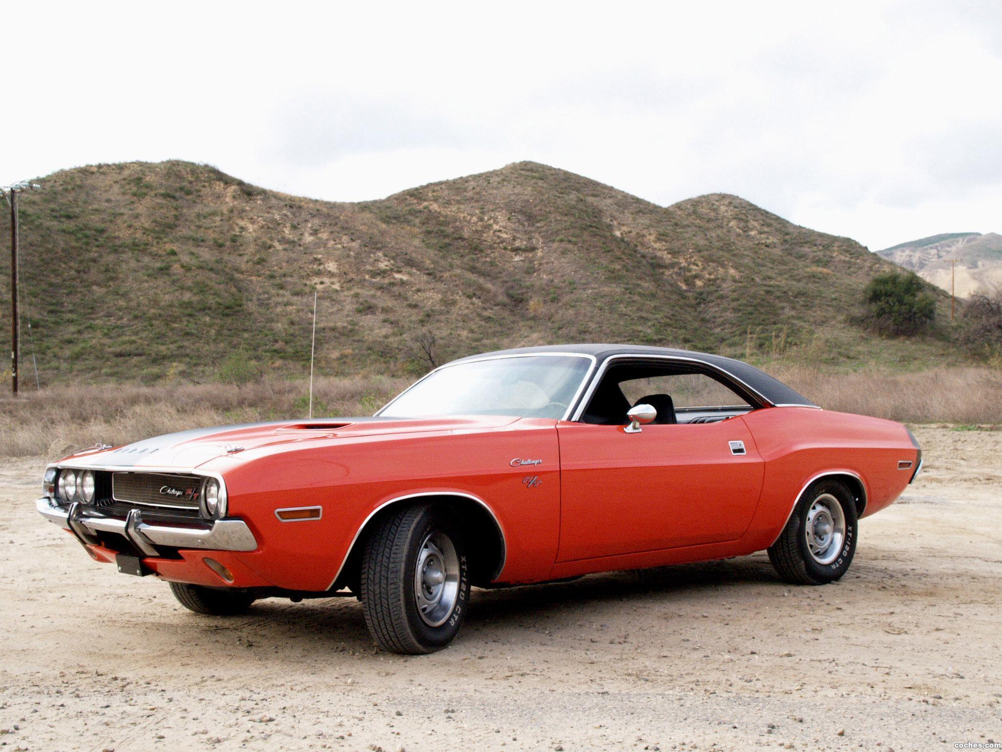 Foto 3 de Dodge Challenger R-T 1970
