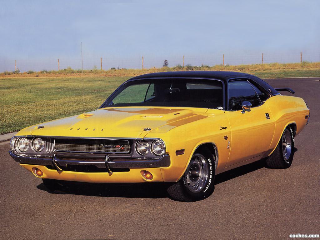 Foto 2 de Dodge Challenger R-T 1970