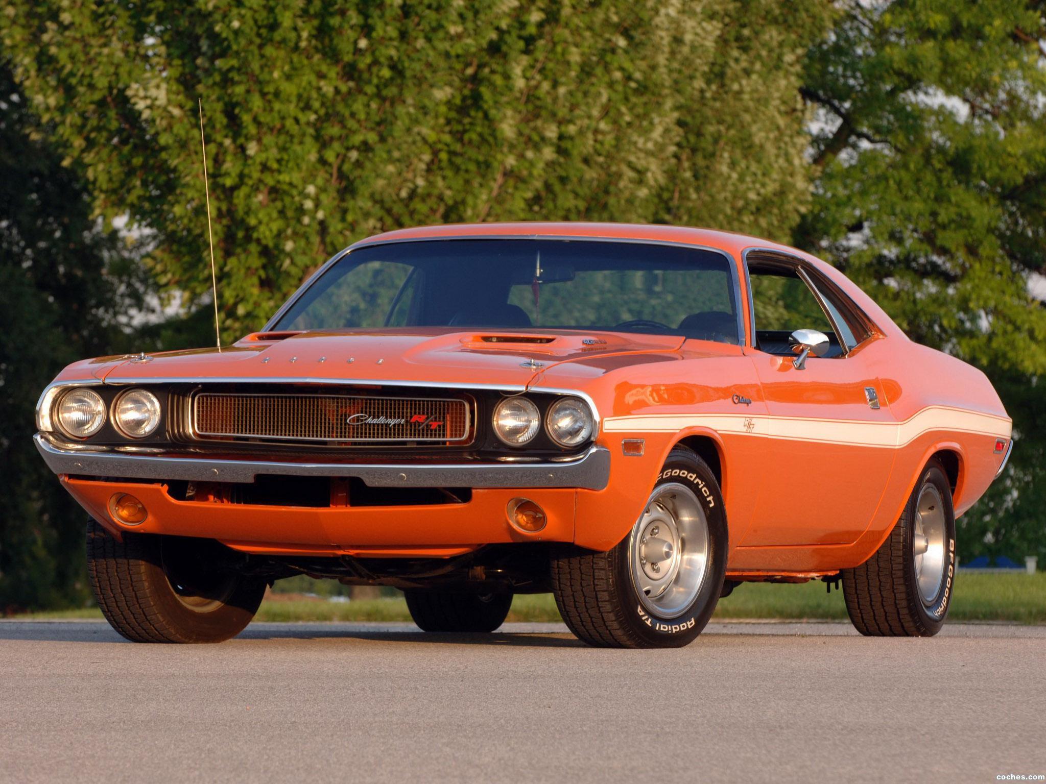 Foto 1 de Dodge Challenger R-T 1970