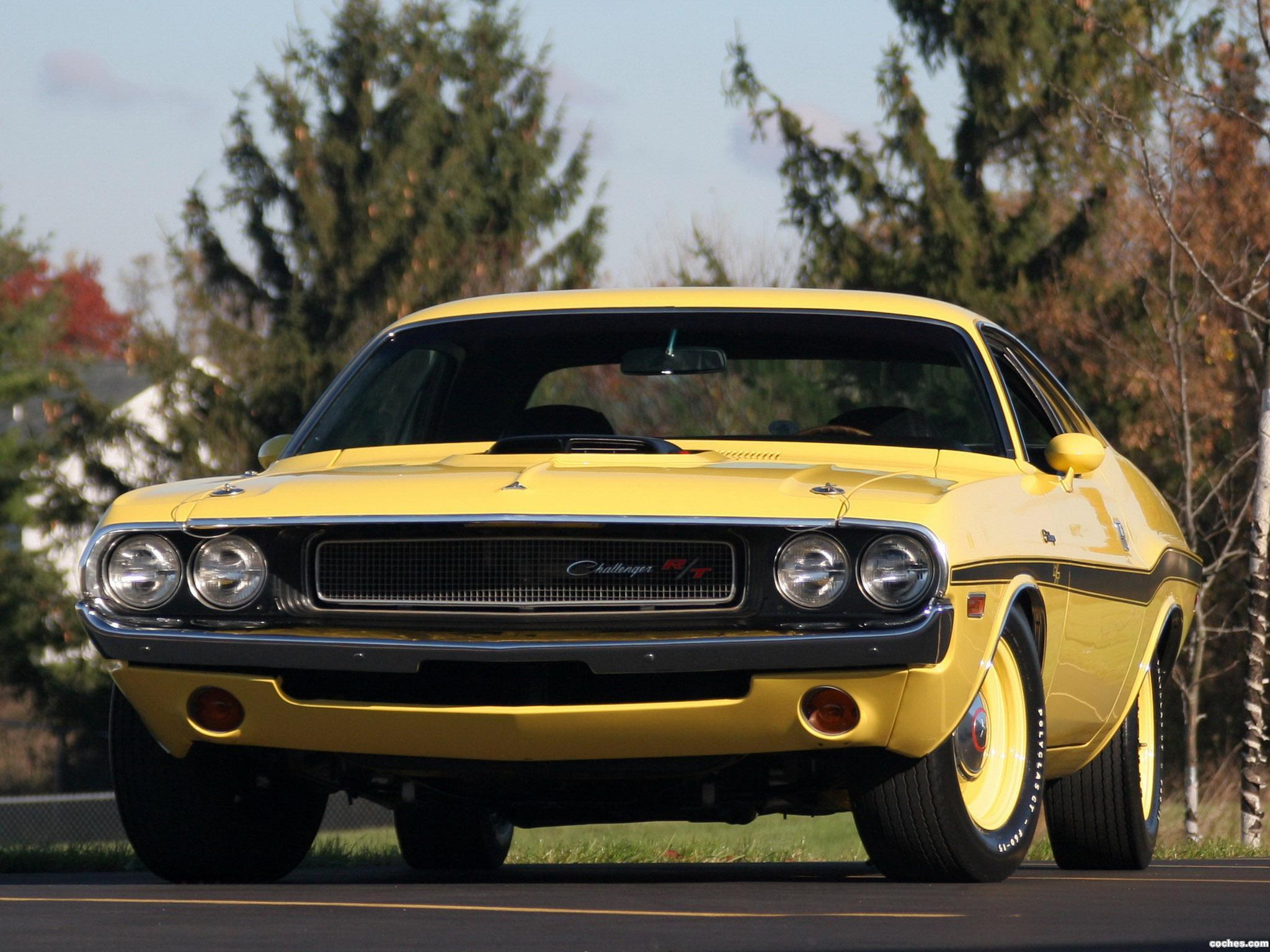 Foto 0 de Dodge Challenger R-T 1970