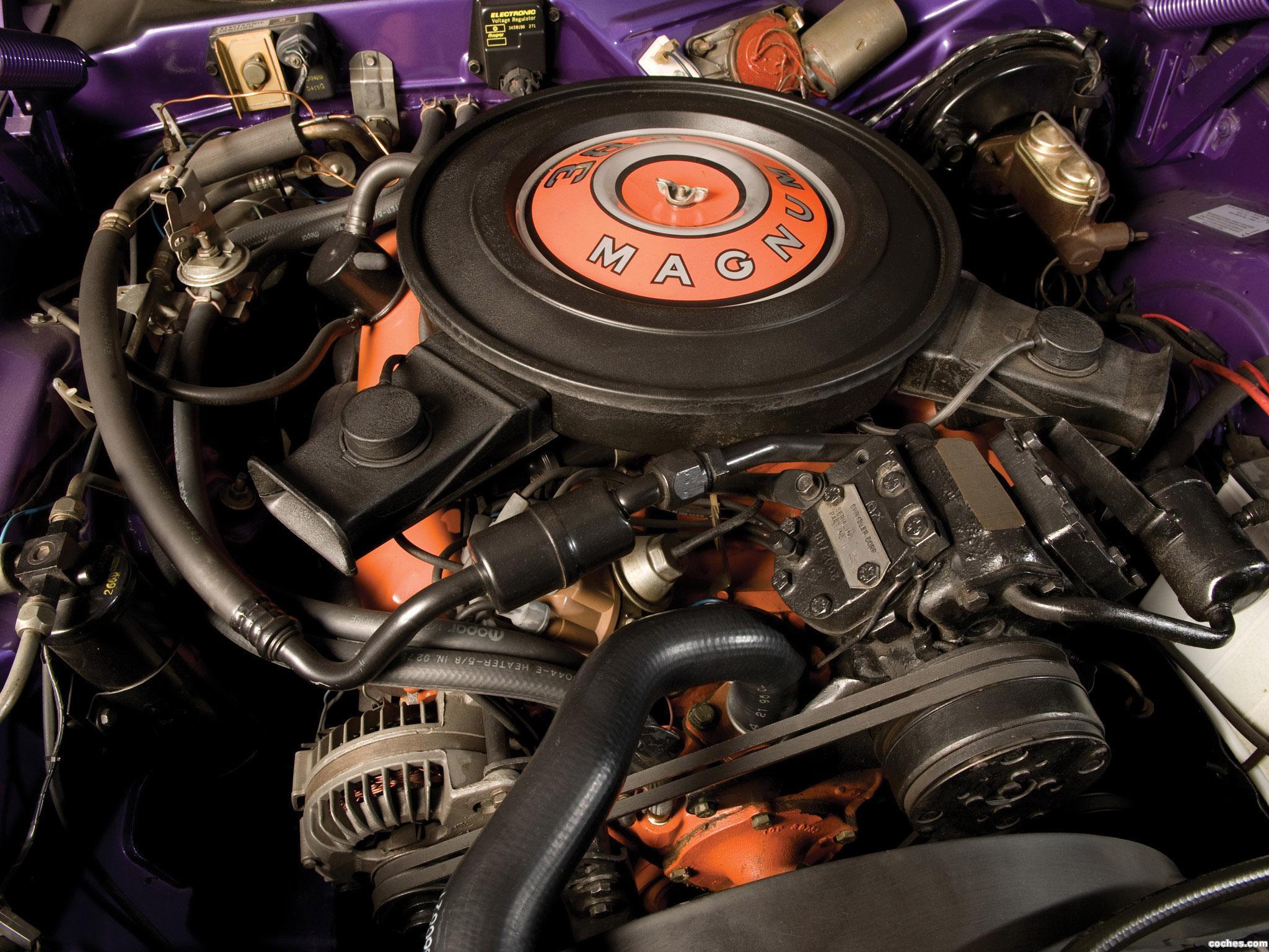 Foto 14 de Dodge Challenger R-T 1970
