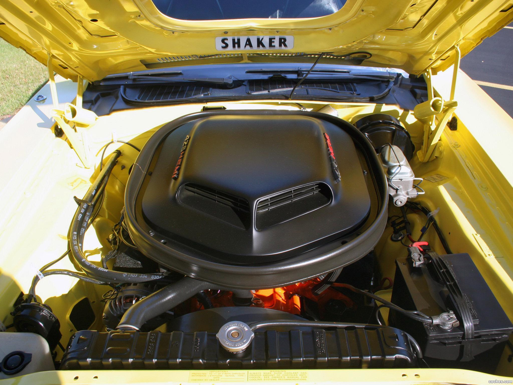 Foto 13 de Dodge Challenger R-T 1970