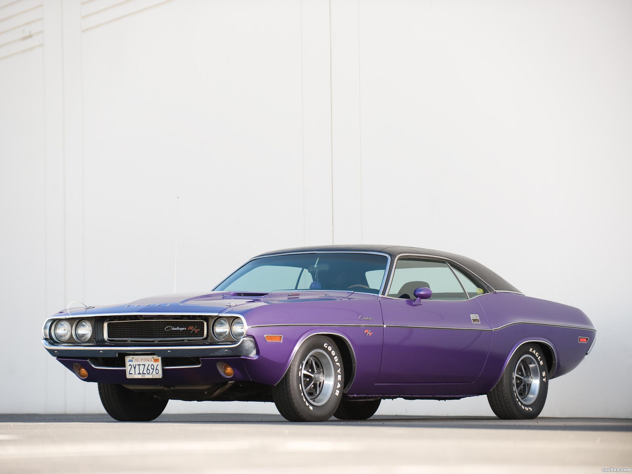 Foto 12 de Dodge Challenger R-T 1970