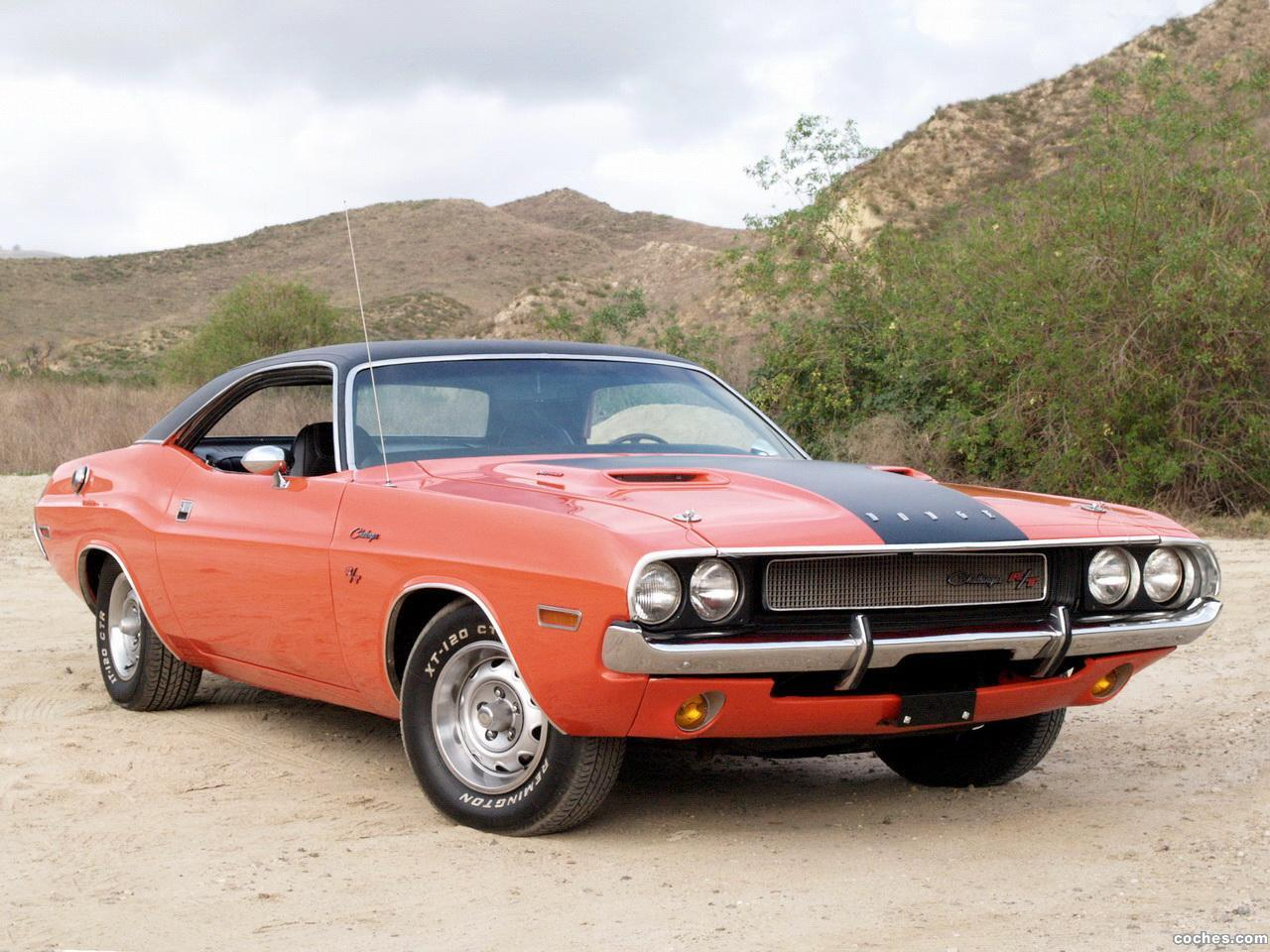 Foto 8 de Dodge Challenger R-T 1970