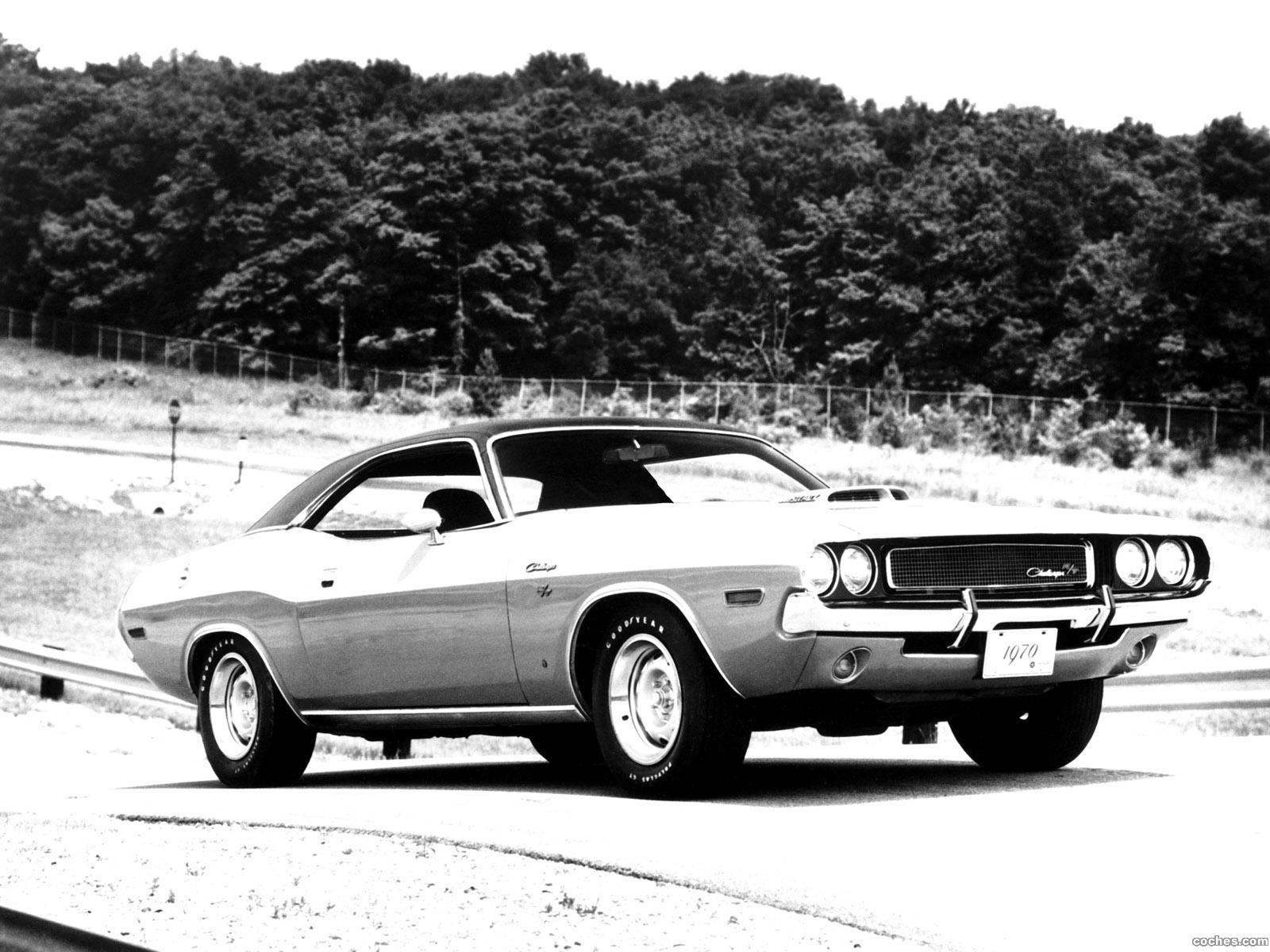 Foto 7 de Dodge Challenger R-T 1970
