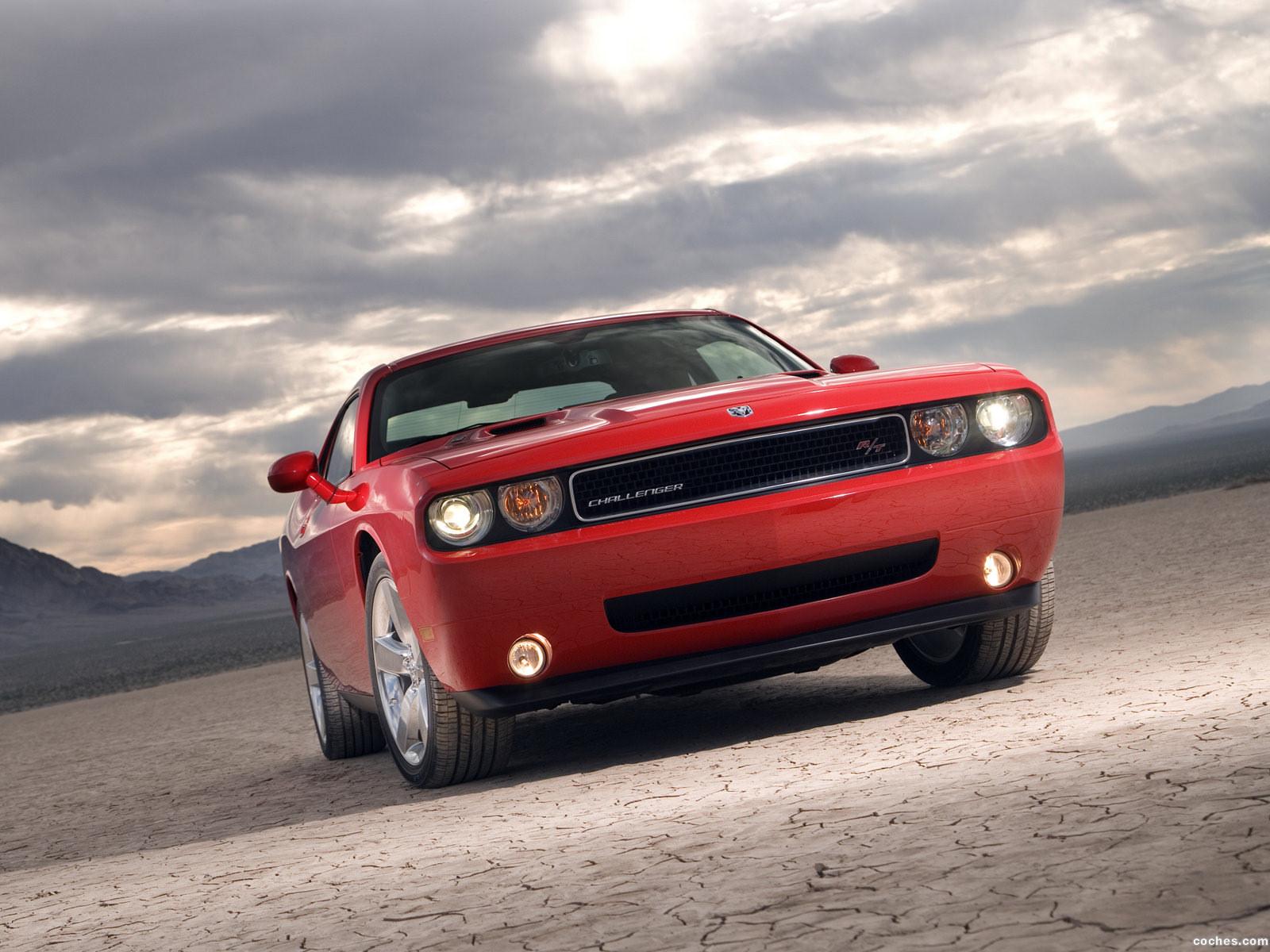 Foto 0 de Dodge Challenger R-T 2008