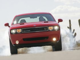 Ver foto 6 de Dodge Challenger R-T 2008