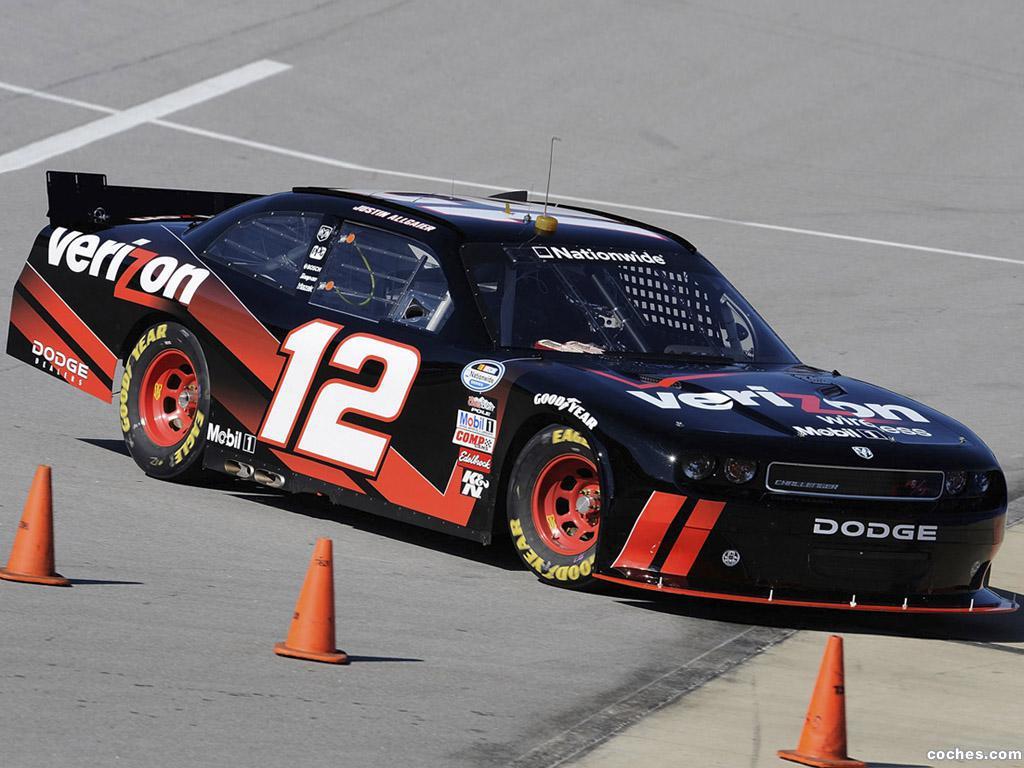 Foto 0 de Dodge Challenger RT NASCAR Nationwide Series 2010