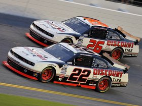 Ver foto 5 de Dodge Challenger RT NASCAR Nationwide Series 2010