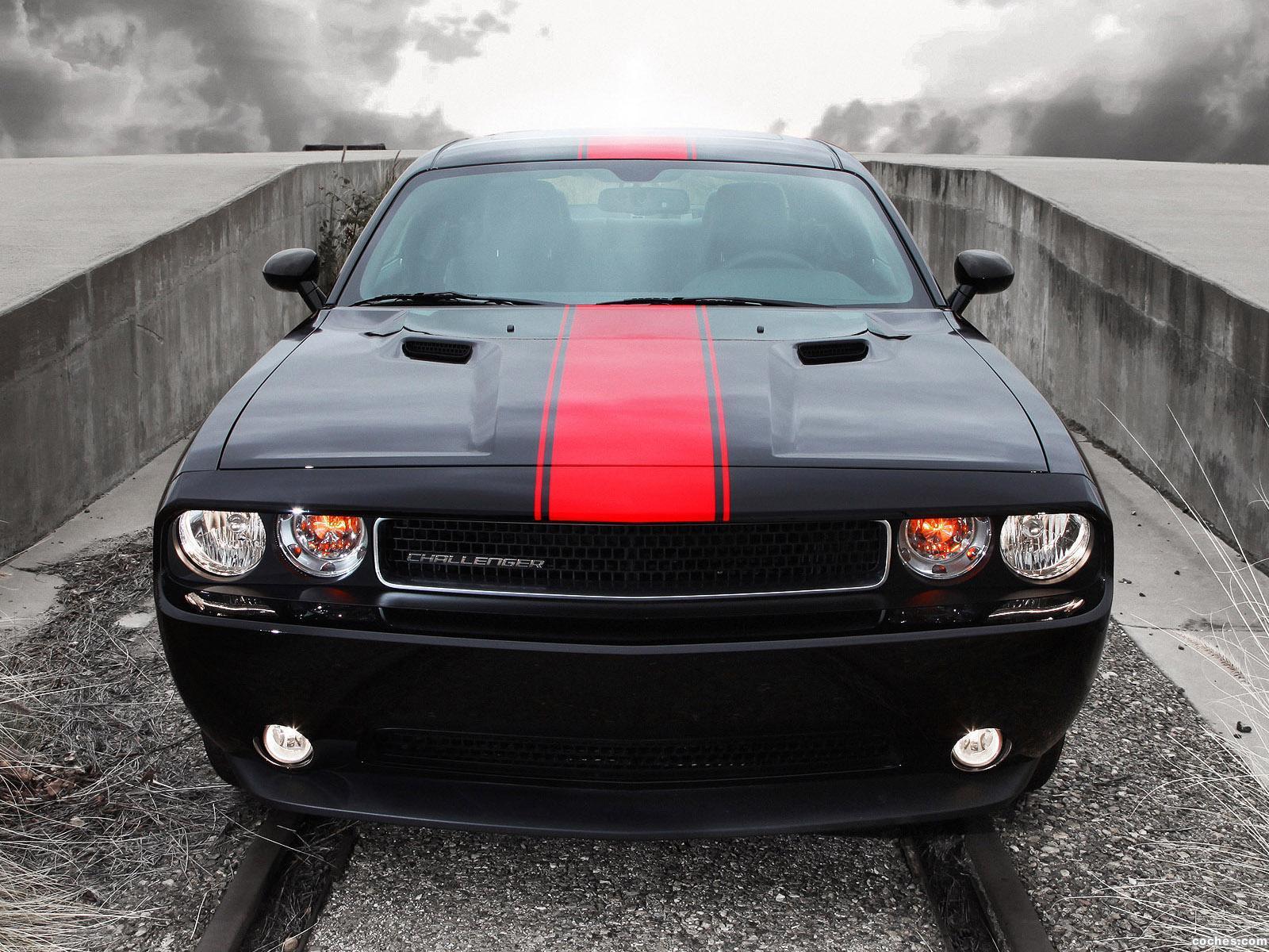 Foto 0 de Dodge Challenger Rallye Redline 2012