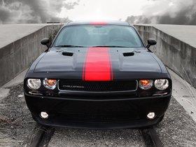 Ver foto 1 de Dodge Challenger Rallye Redline 2012