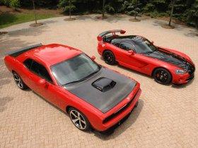 Ver foto 6 de Dodge Challenger SRT-10 Concept 2009