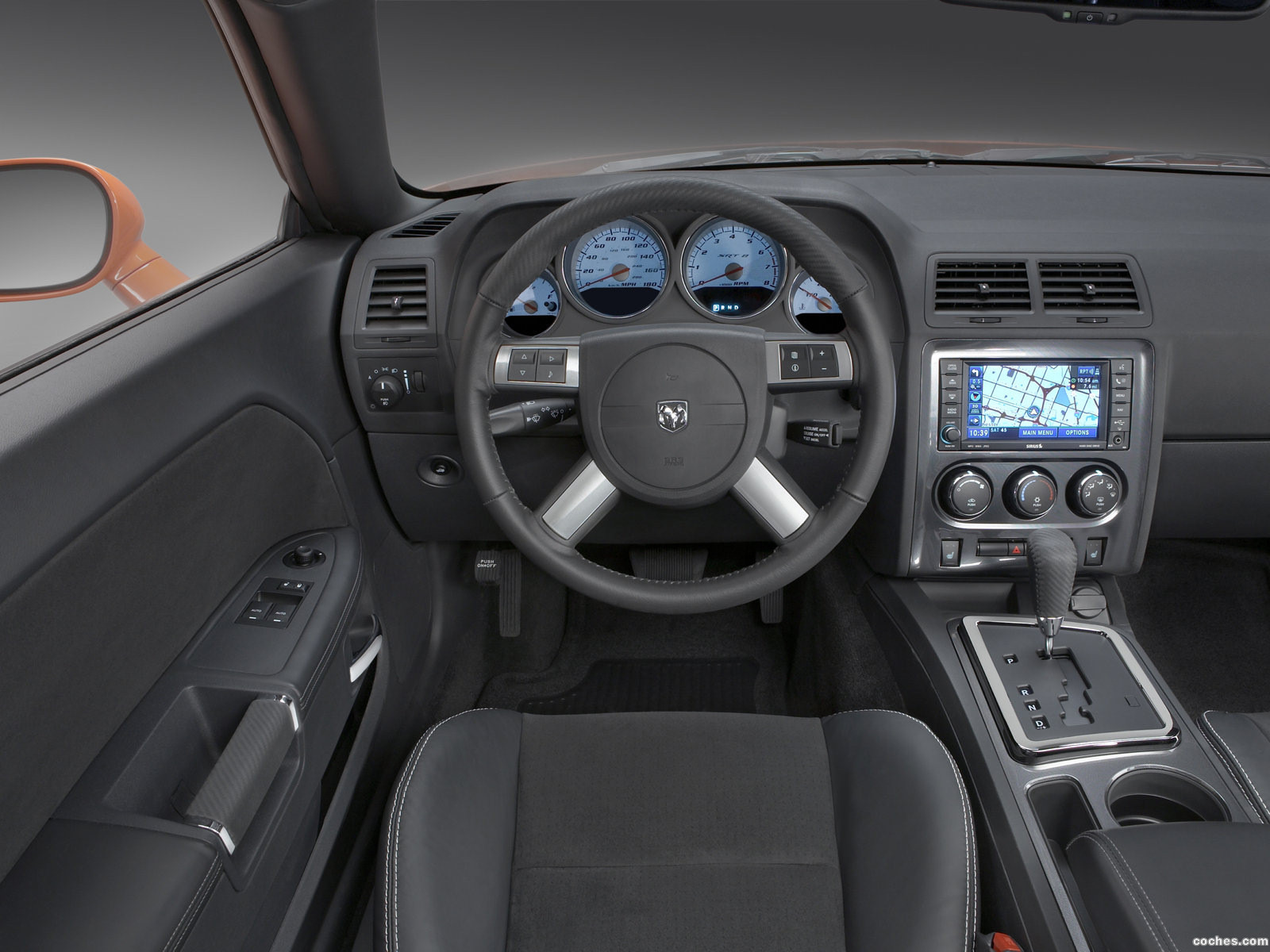 Foto 83 de Dodge Challenger SRT-8 2008