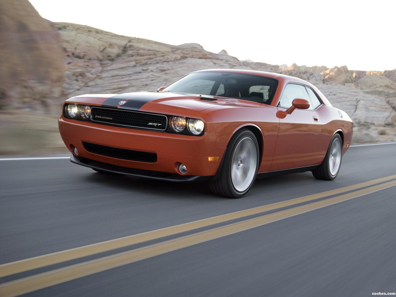 Foto 31 de Dodge Challenger SRT-8 2008