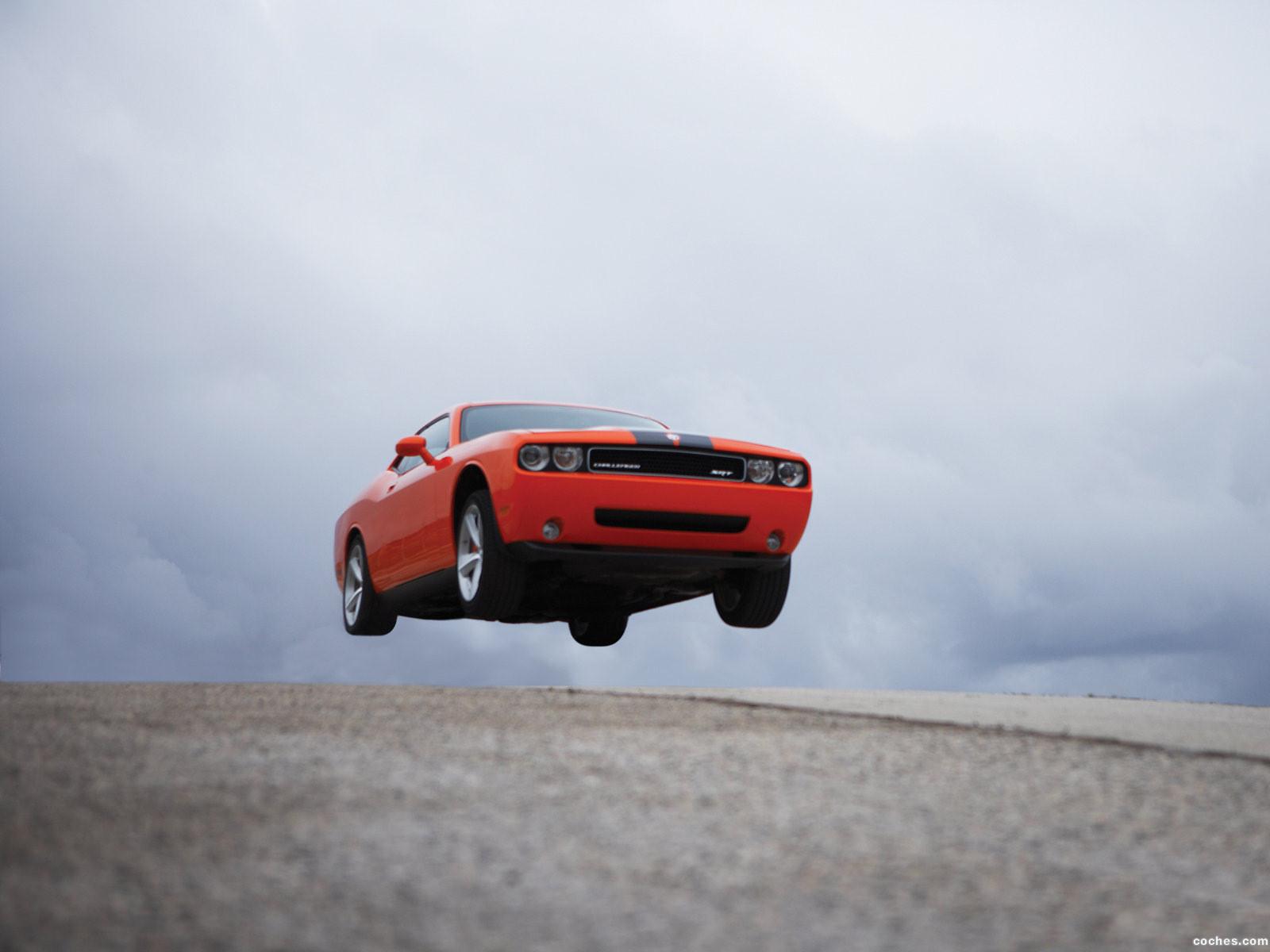 Foto 65 de Dodge Challenger SRT-8 2008