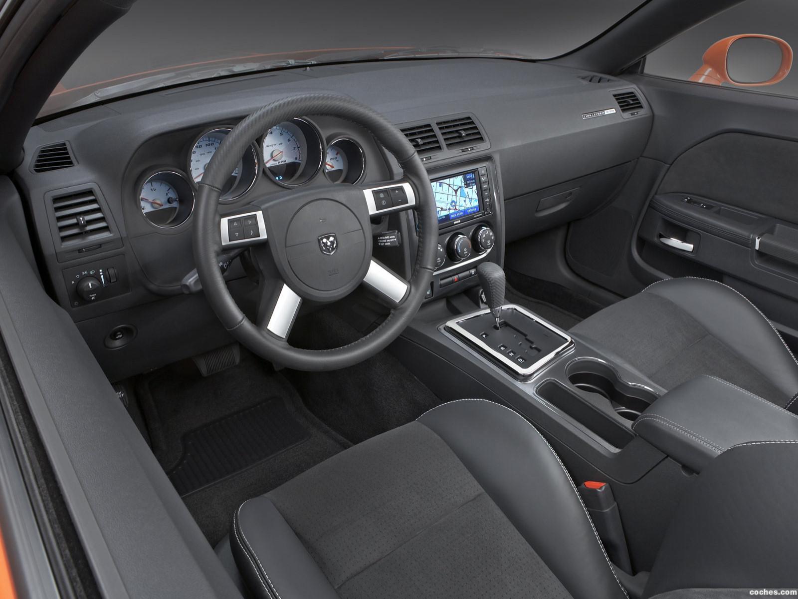 Foto 82 de Dodge Challenger SRT-8 2008