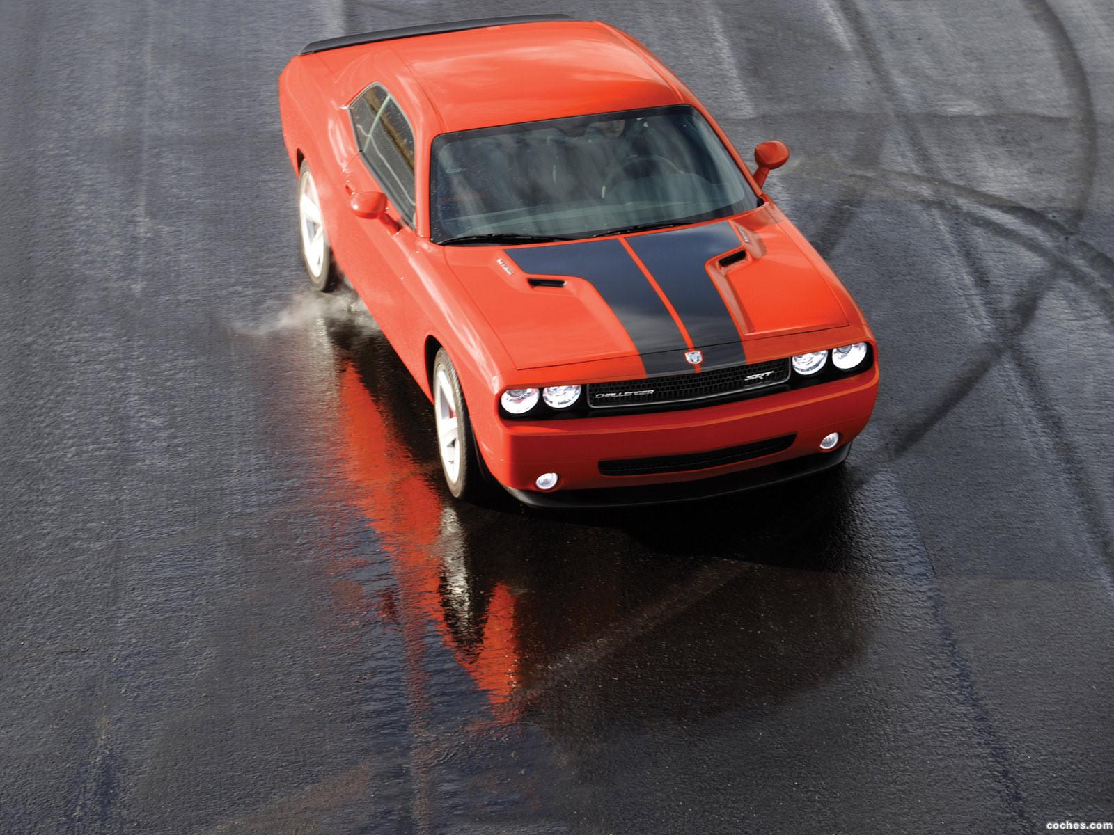 Foto 63 de Dodge Challenger SRT-8 2008