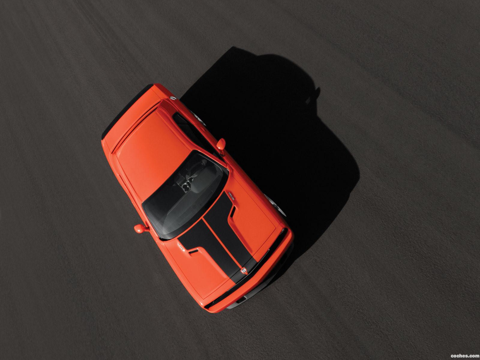 Foto 20 de Dodge Challenger SRT-8 2008