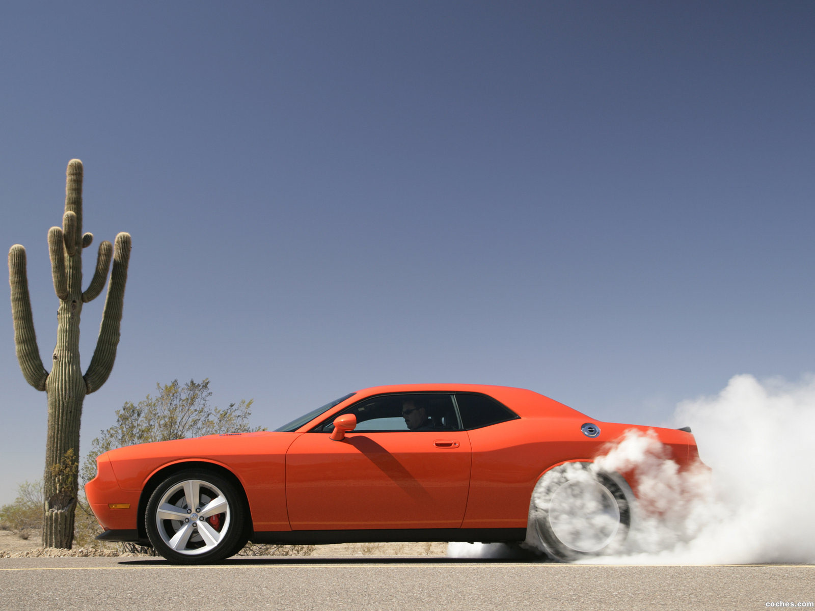 Foto 17 de Dodge Challenger SRT-8 2008