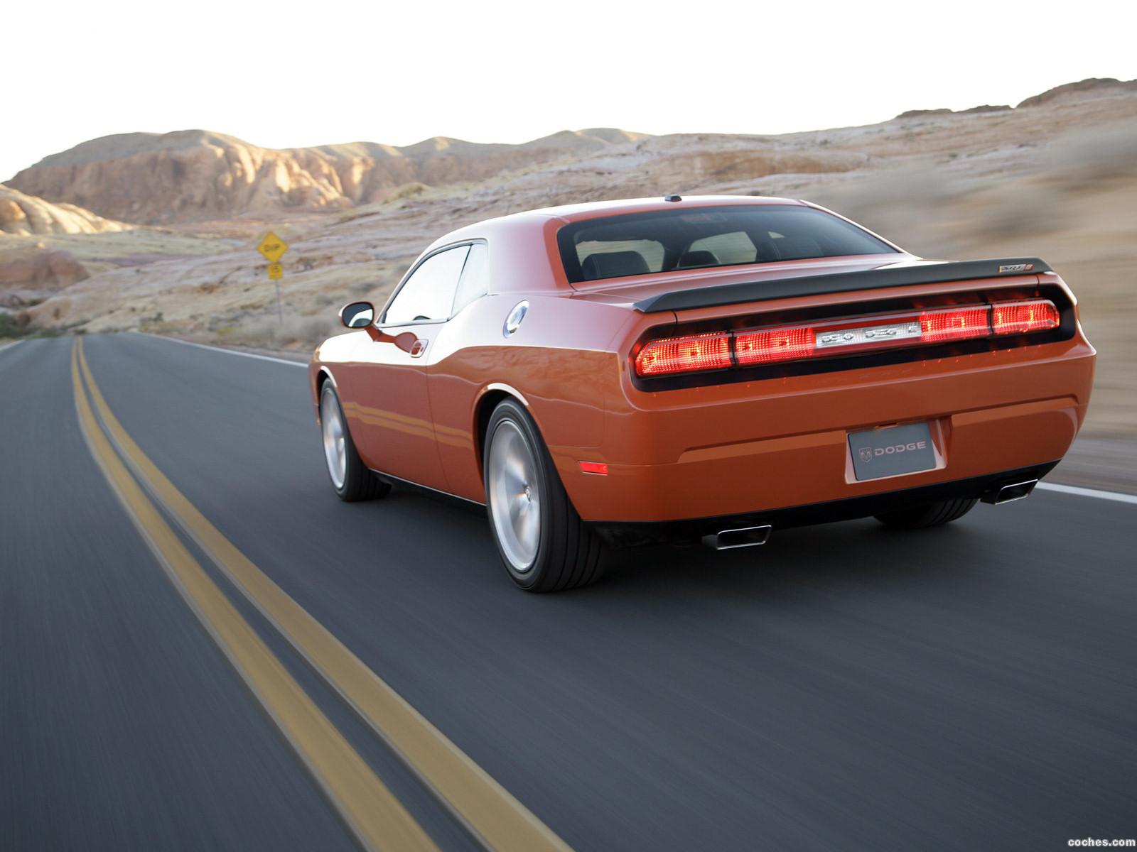 Foto 53 de Dodge Challenger SRT-8 2008