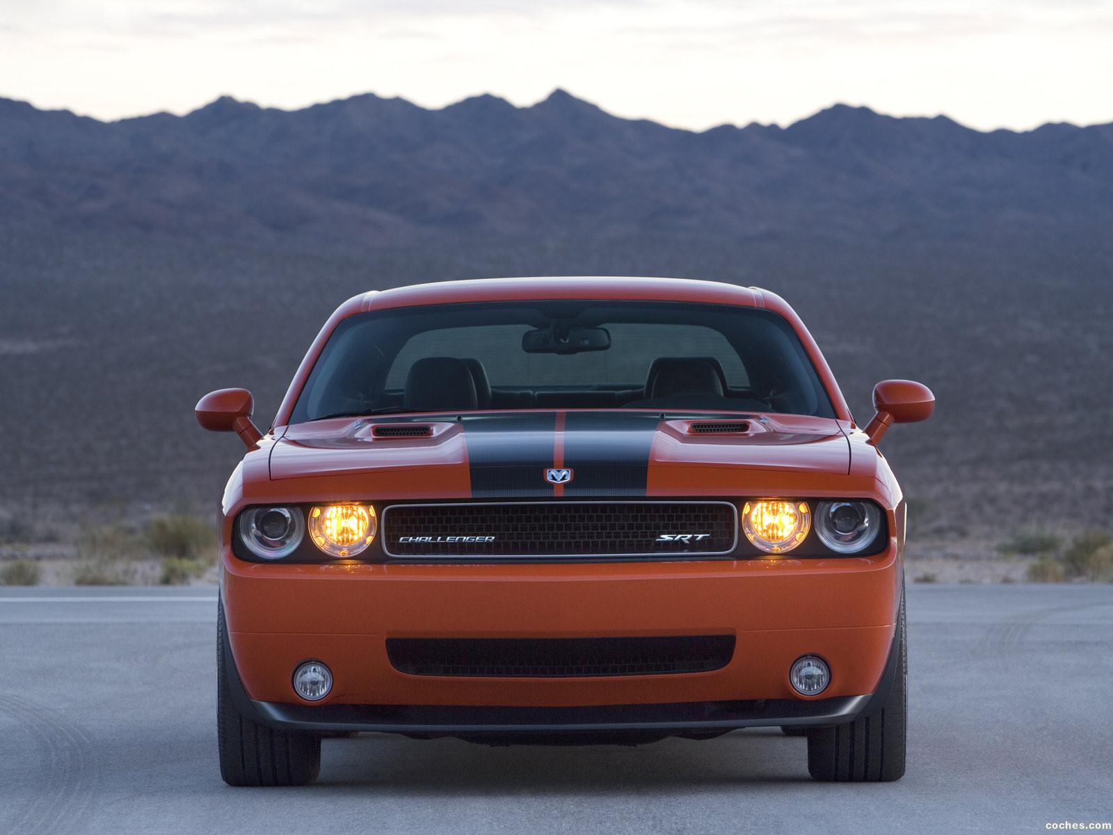 Foto 51 de Dodge Challenger SRT-8 2008