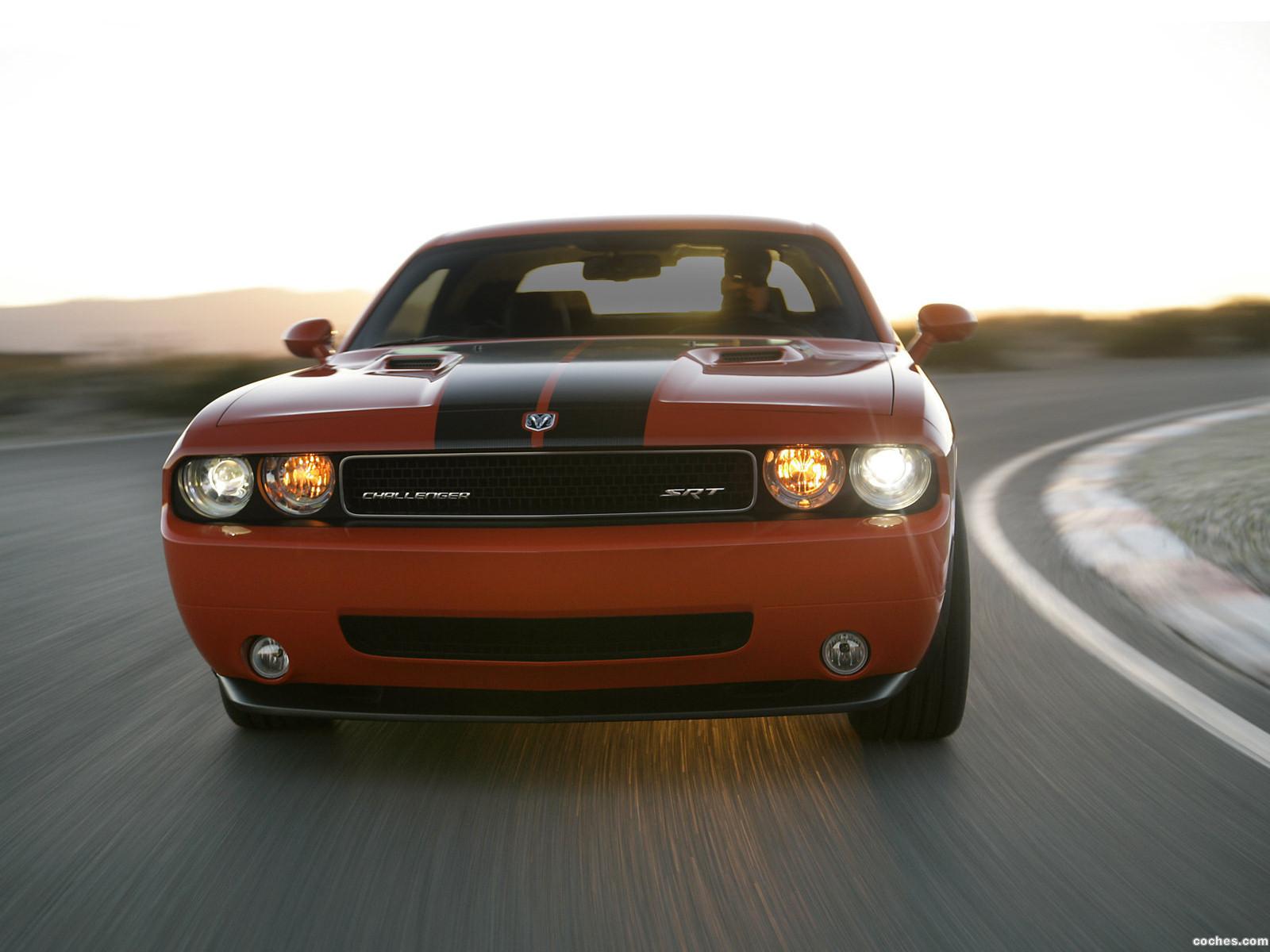 Foto 49 de Dodge Challenger SRT-8 2008