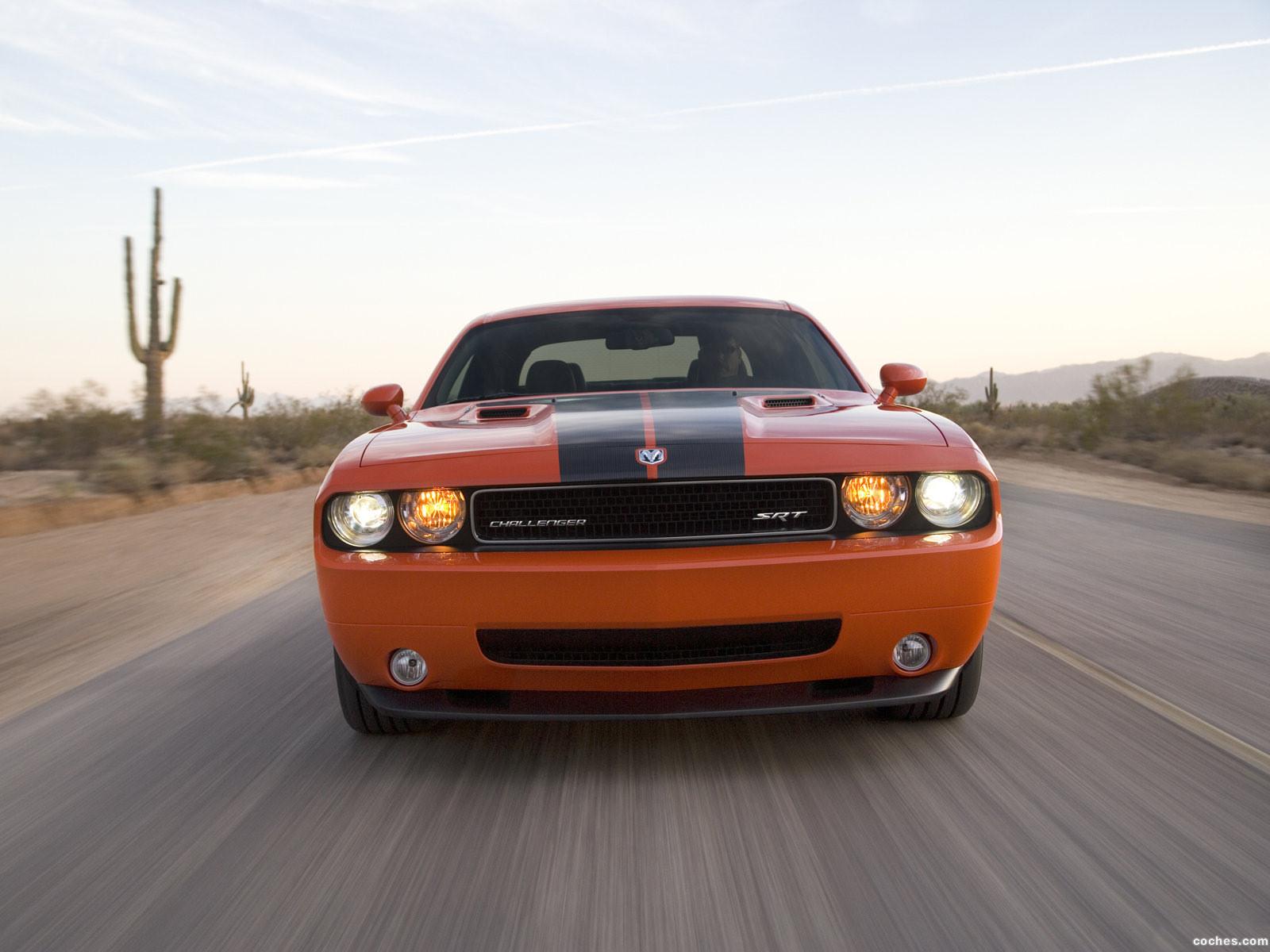 Foto 5 de Dodge Challenger SRT-8 2008
