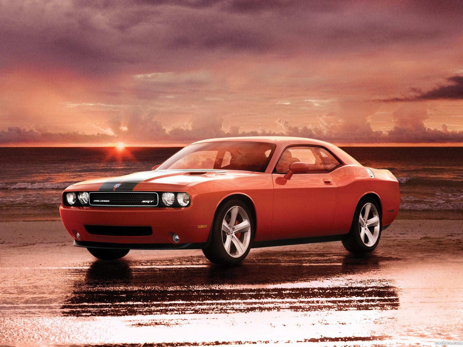 Foto 80 de Dodge Challenger SRT-8 2008