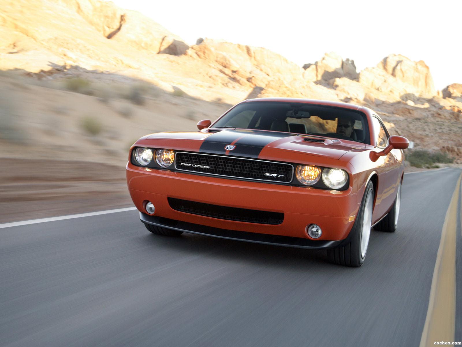 Foto 0 de Dodge Challenger SRT-8 2008