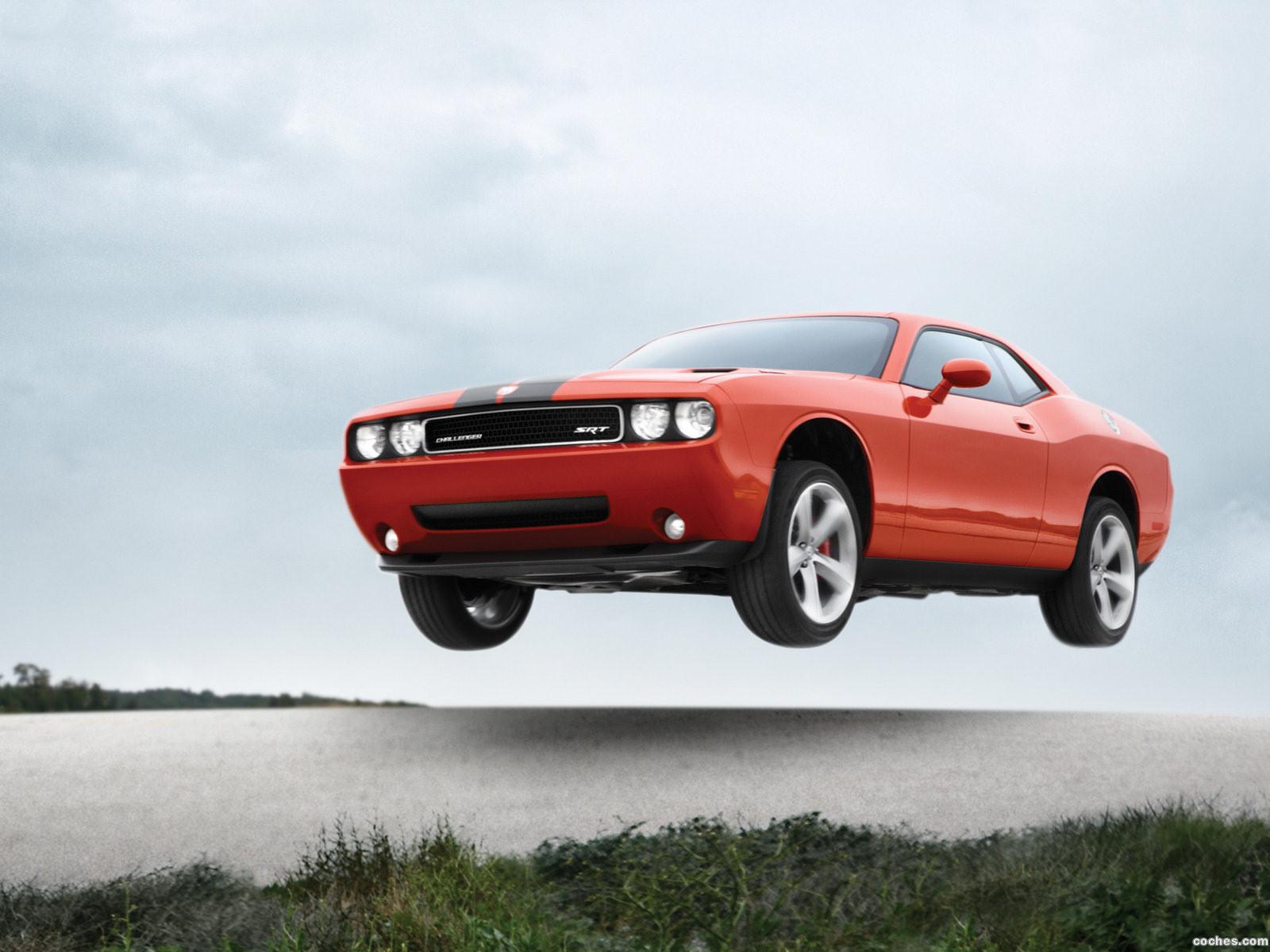 Foto 36 de Dodge Challenger SRT-8 2008