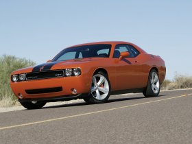 Ver foto 28 de Dodge Challenger SRT-8 2008