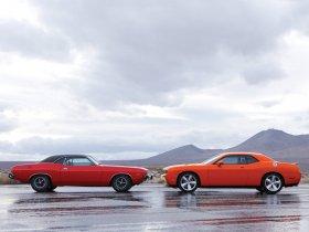 Ver foto 20 de Dodge Challenger SRT-8 2008