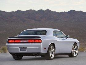 Ver foto 5 de Dodge Challenger SRT-8 Silver 2008