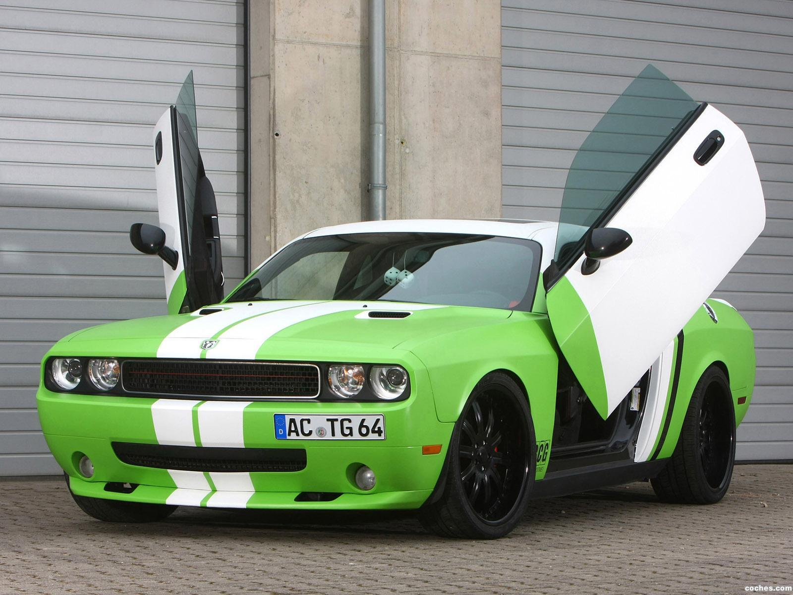 Foto 0 de Dodge Challenger SRT-8 by CCG Automotive 2012