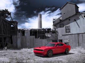 Ver foto 21 de Dodge Challenger SRT Supercharged Hellcat 2014